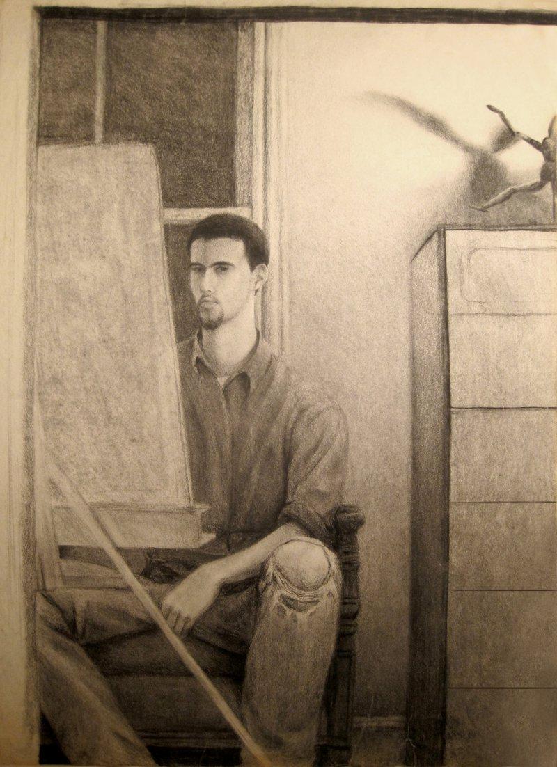 Full Self Portrait 2 '93