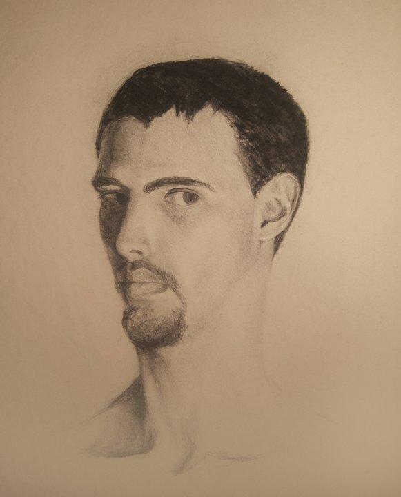 Self Portrait 1 '93