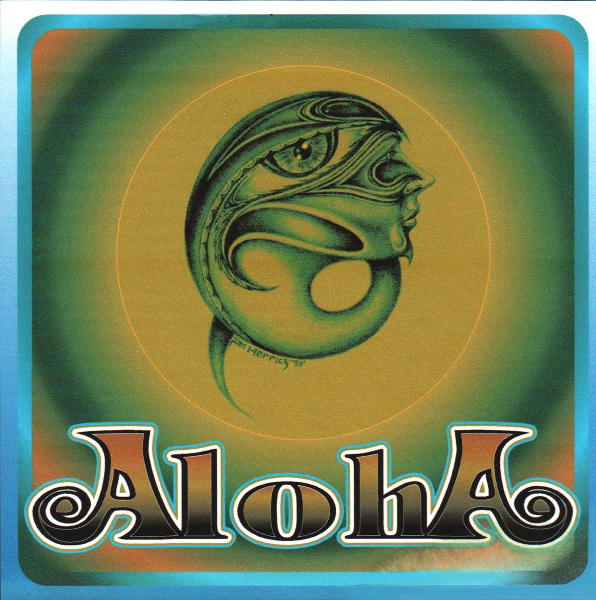 Aloha - 'self titled album'