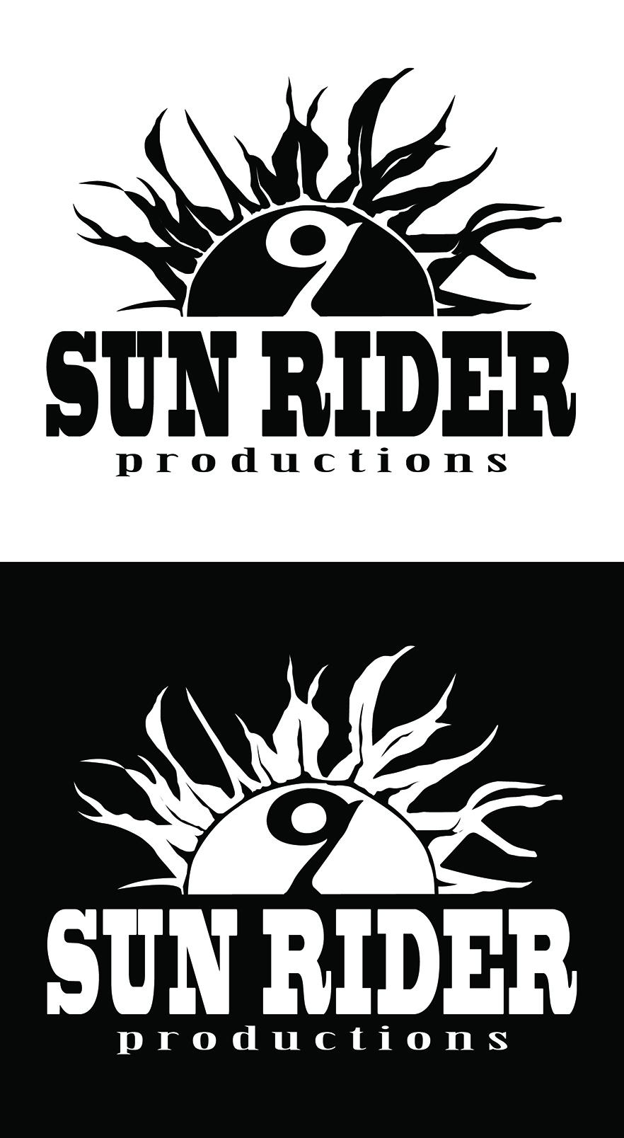 Sun Rider 9 Productions logo