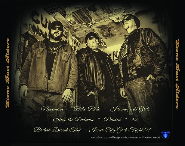 Stone Dust Riders - 'Volume I'