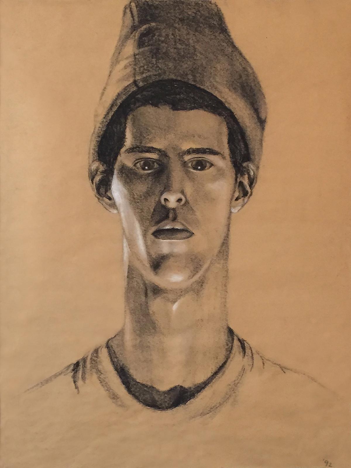 Self Portrait '92