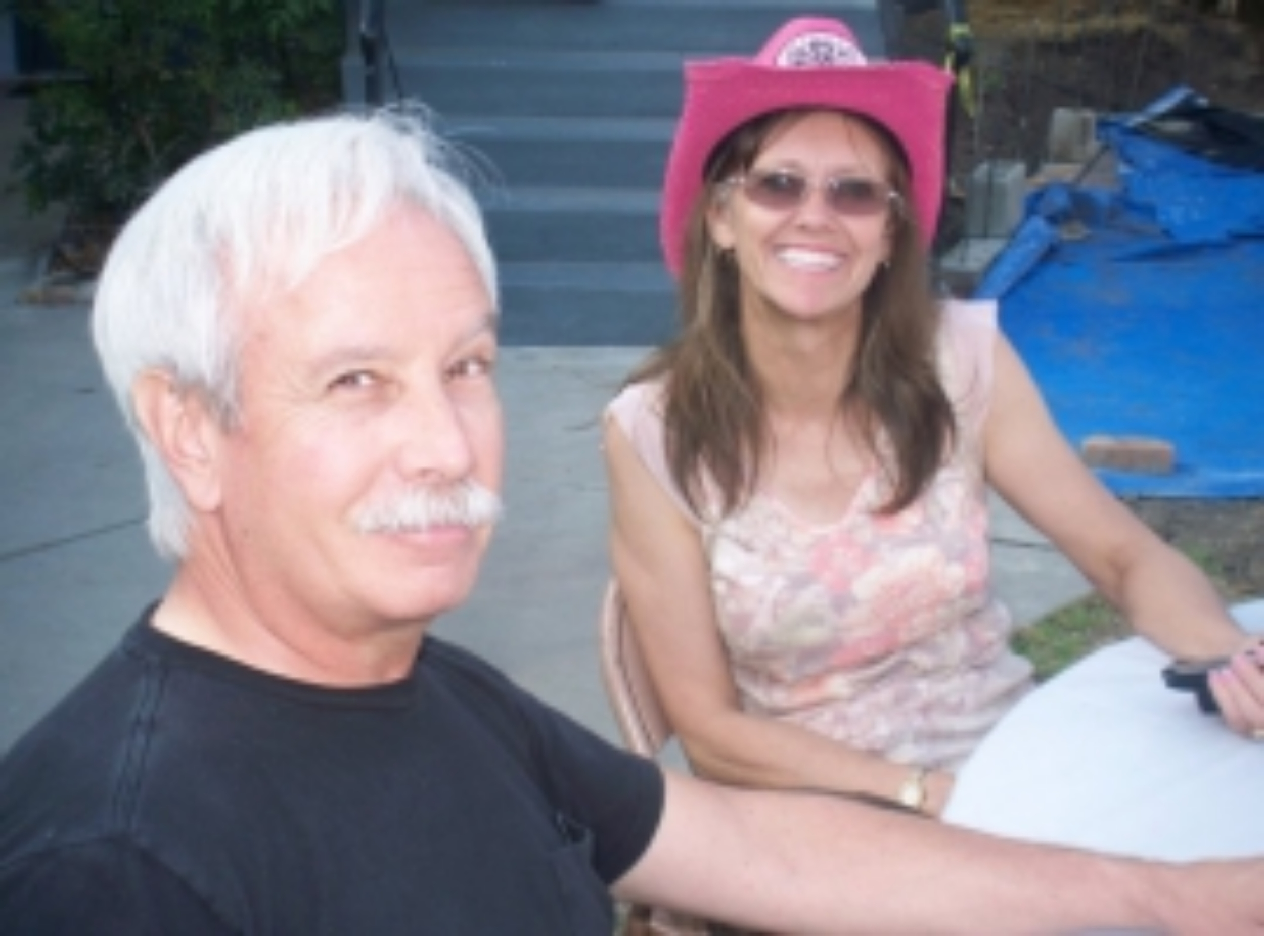 Mark & Judy at our Annual Summer's End Party