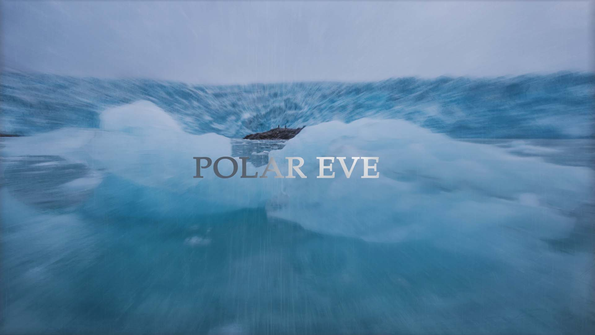 Still from my short documentary film,  Polar Eve , 2016