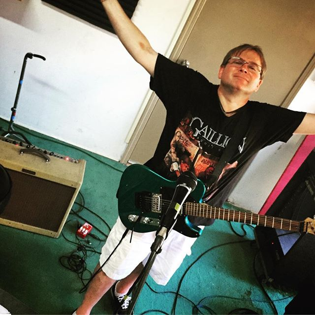 #wearyourownshirt and work up all the new material in #ventura, loudly! Missing @don_k_gunn