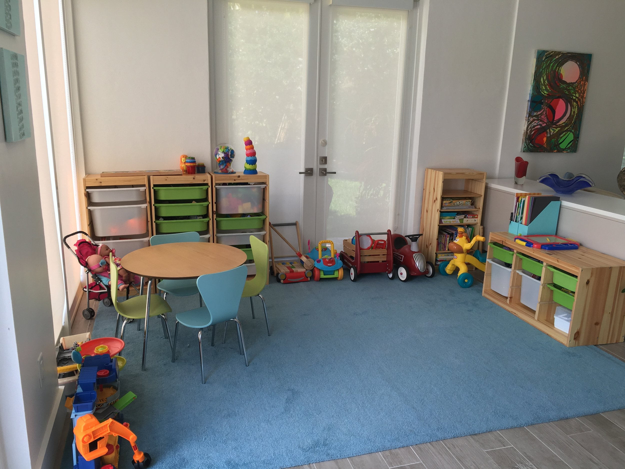 Another fabulous playroom by Neat with Knight