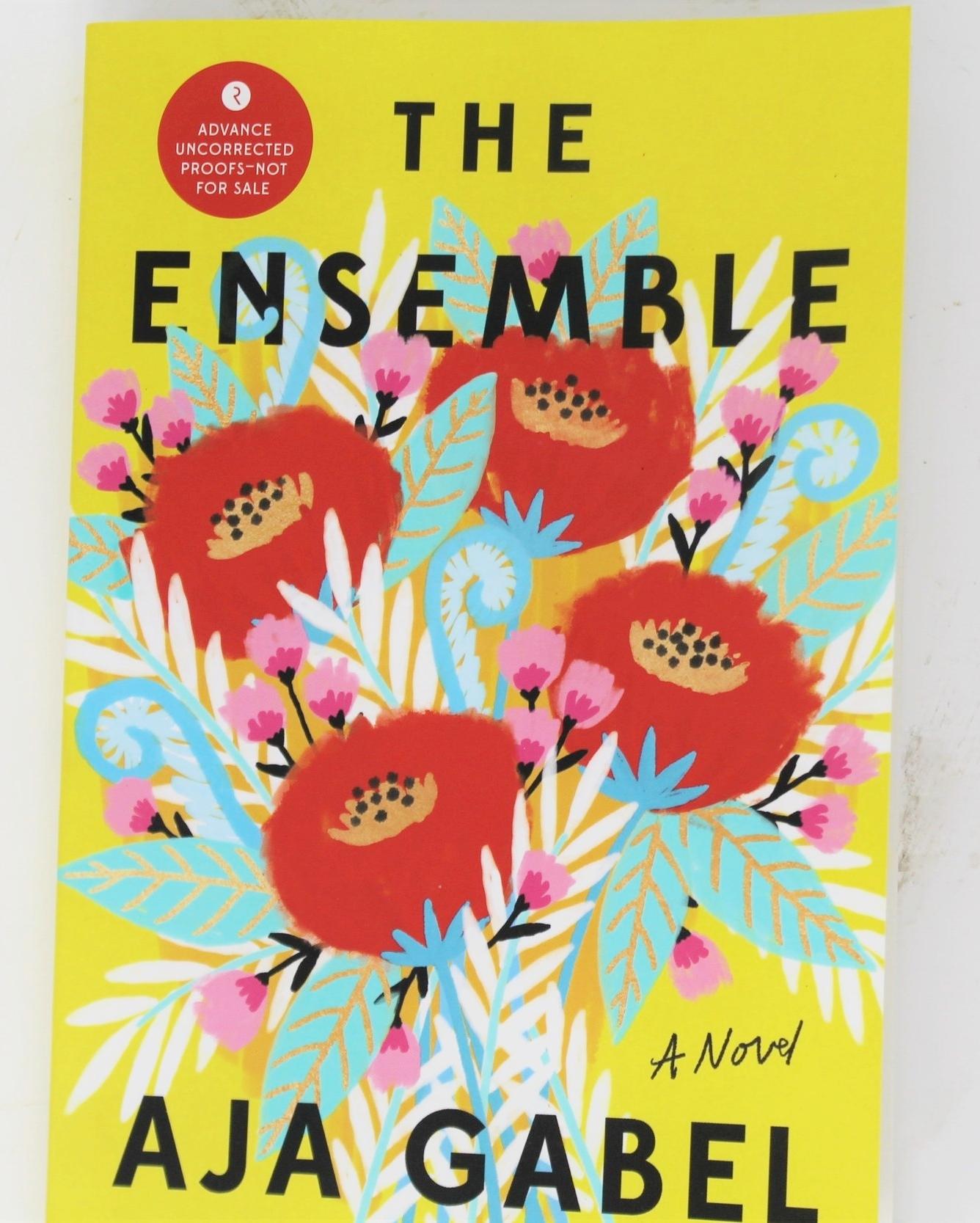 The Ensemble by Aja Gabel, Riverhead Books