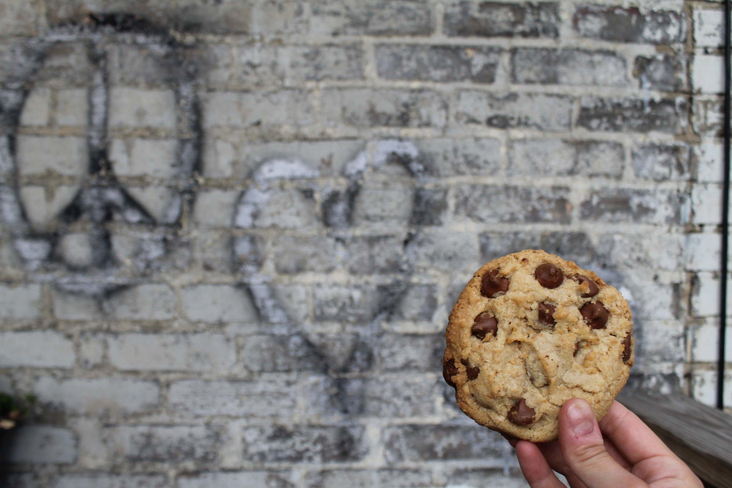Peace, Love, Cookies