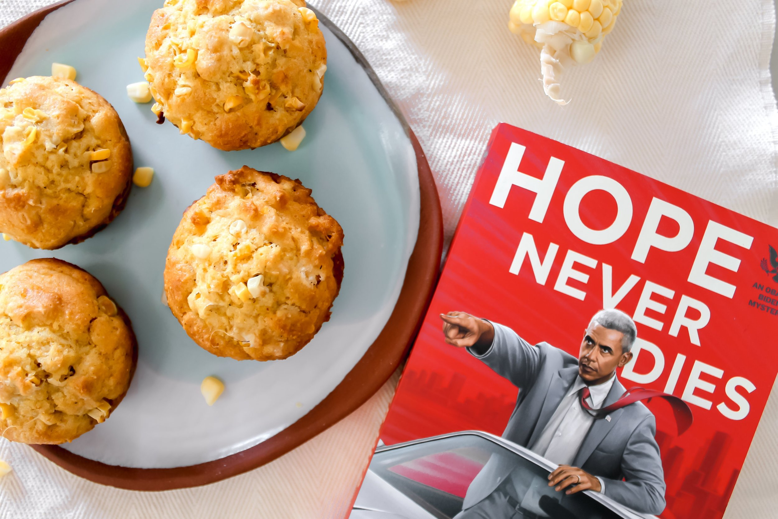 Hope Never Dies and Corn Muffins