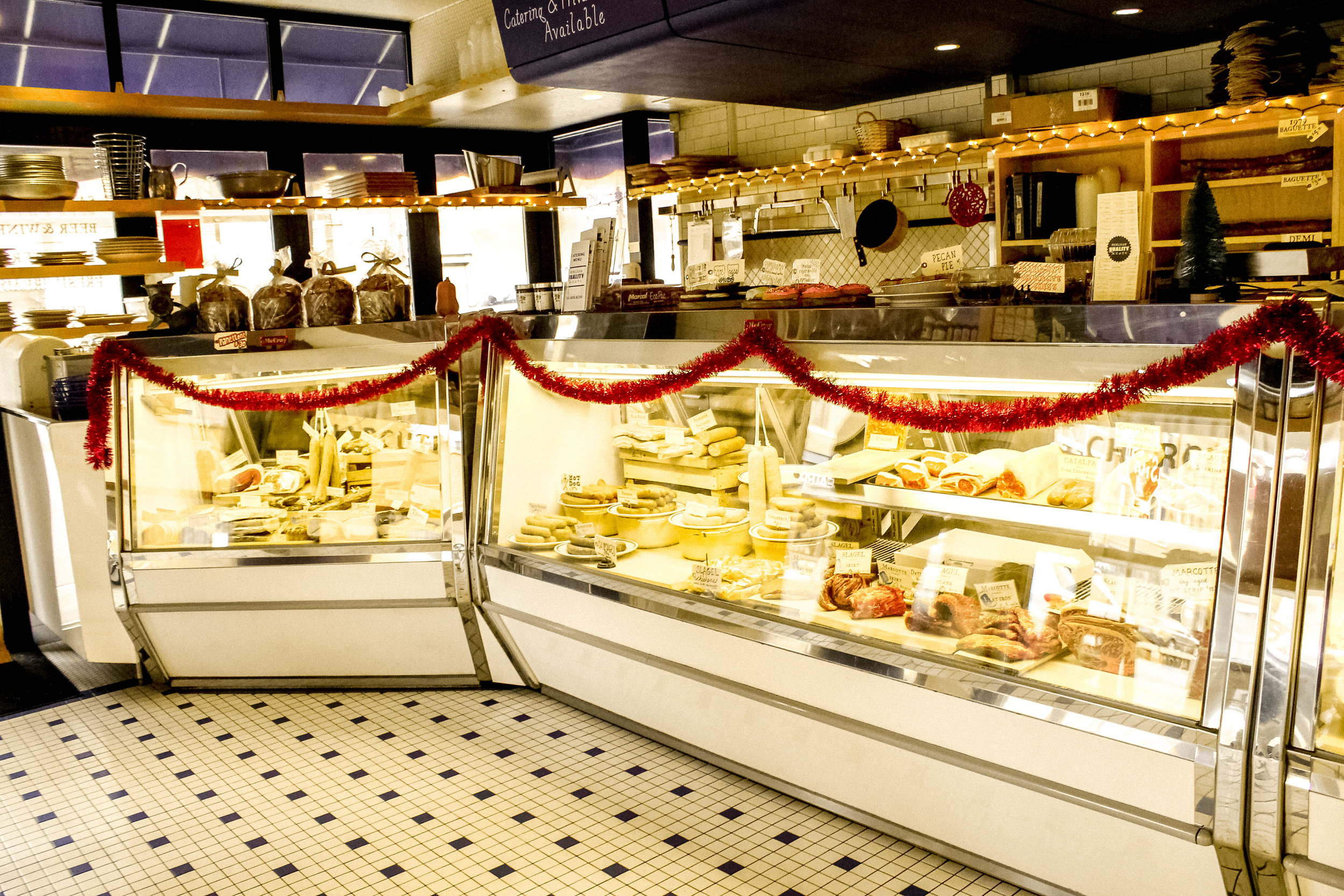 Publican Quality Meats Display Cases