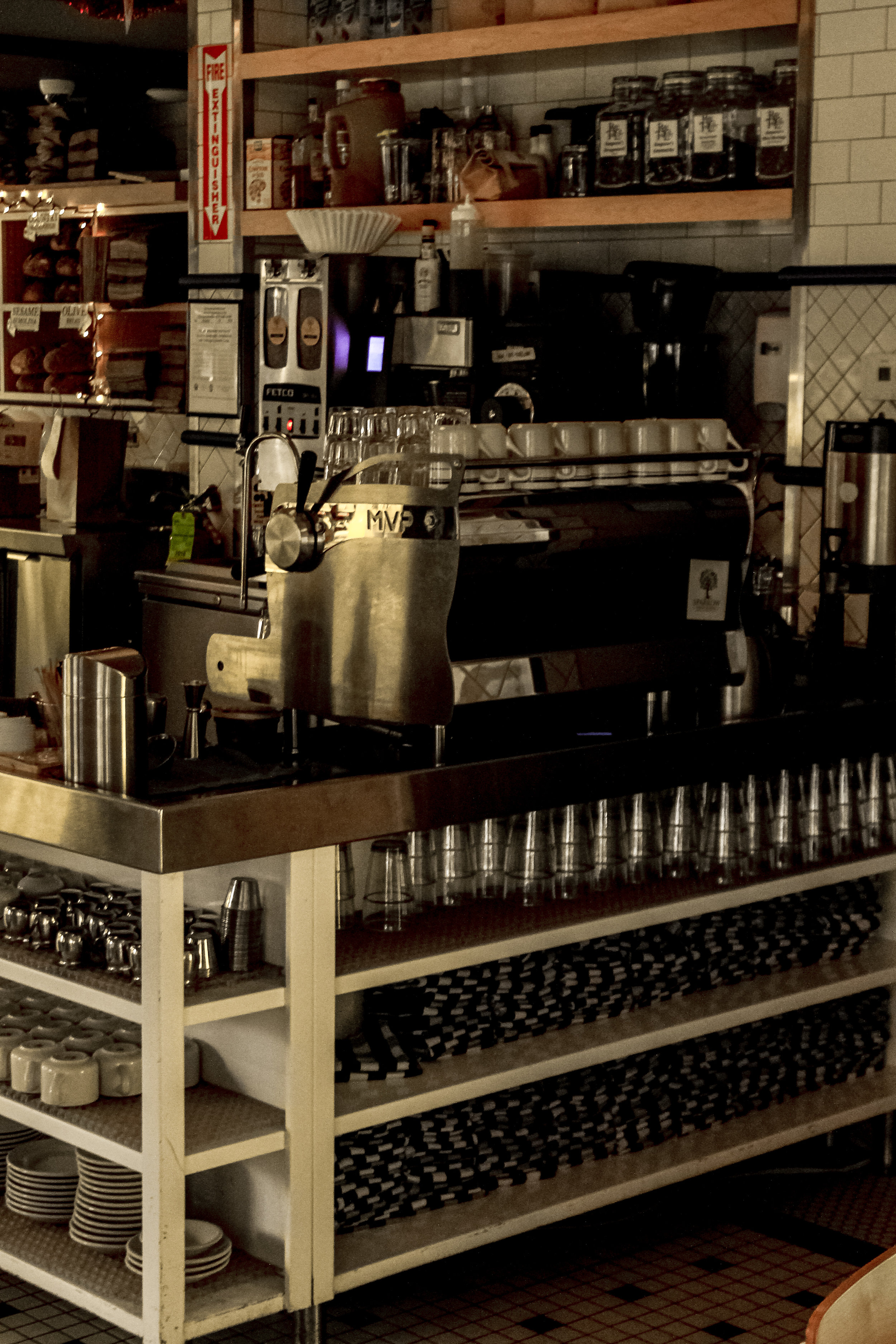 Publican Quality Meats - Coffee Bar