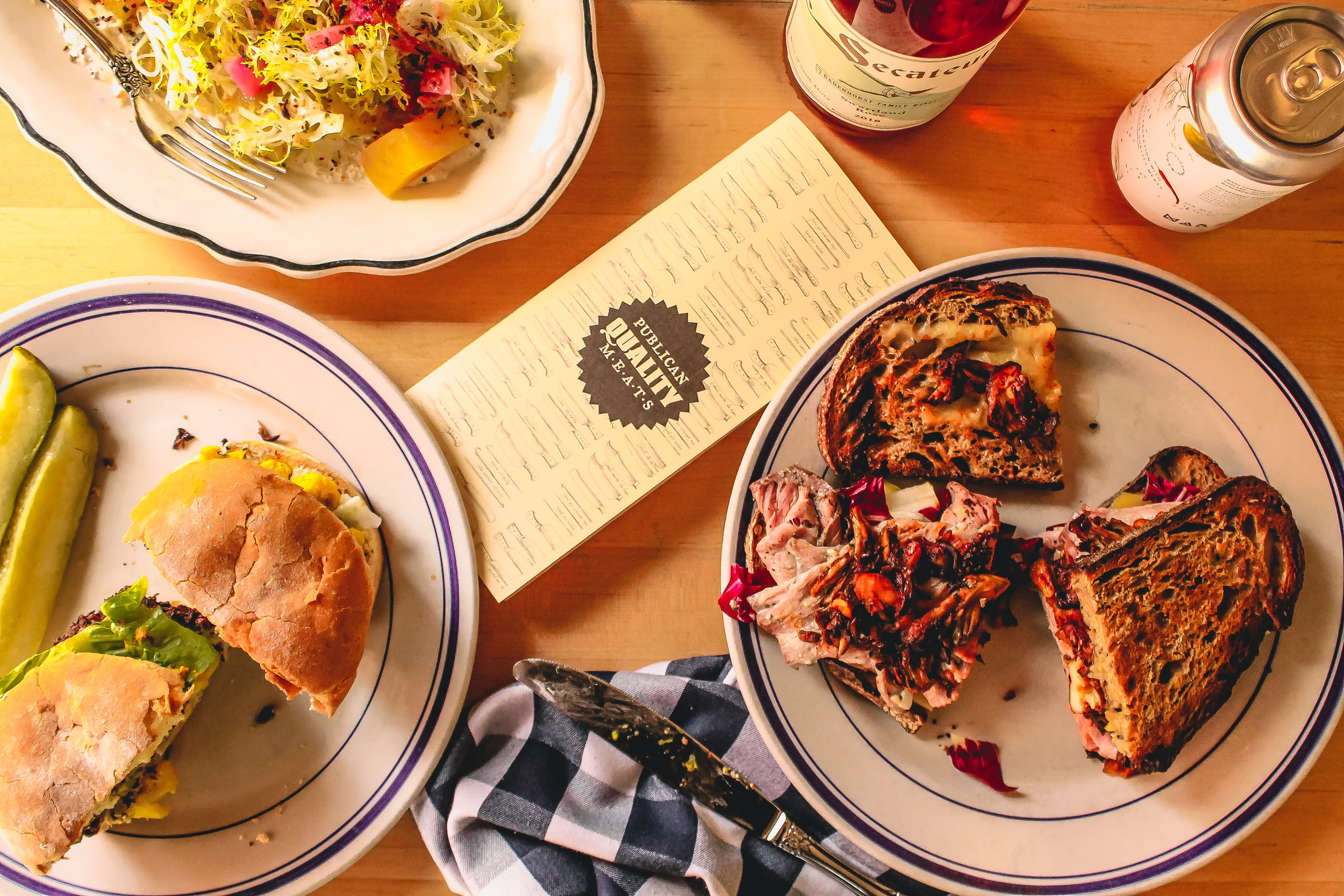 Publican Quality Meats Spread
