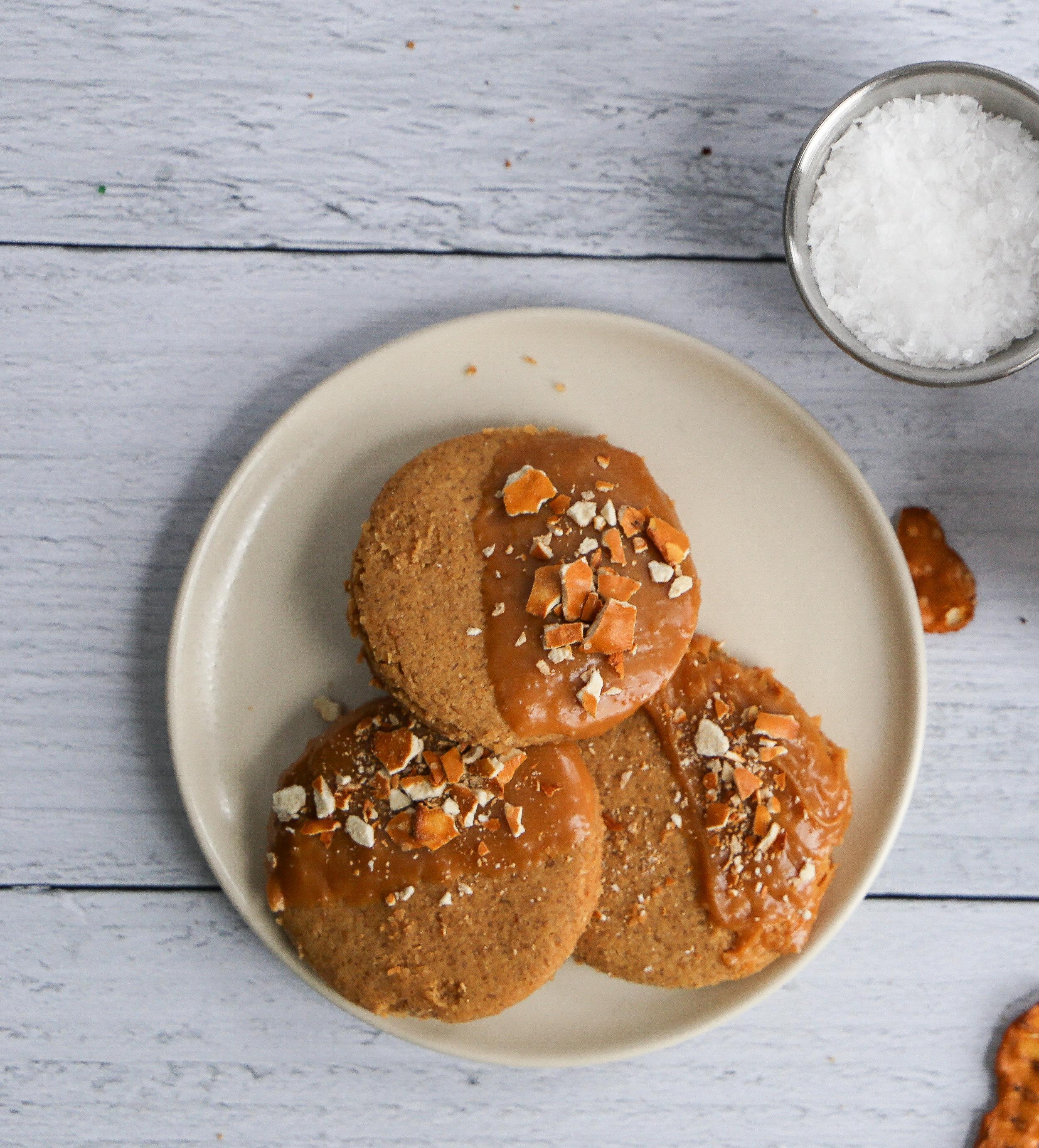Peanut Honey Butter Cookies
