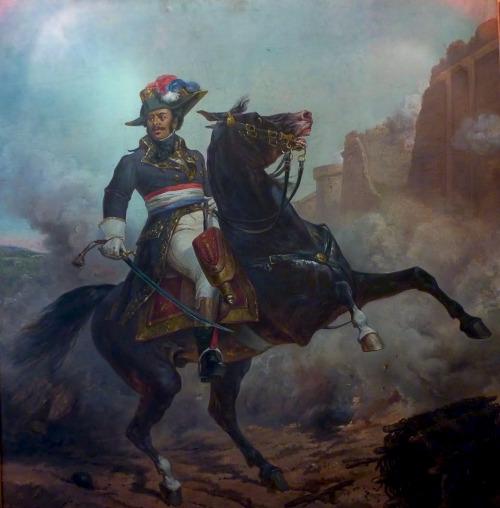 Oliver Pichat, Général Thomas Alexandre Dumas, 1790s