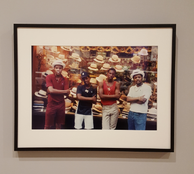 Jamel Shabazz at the Whitney Museum