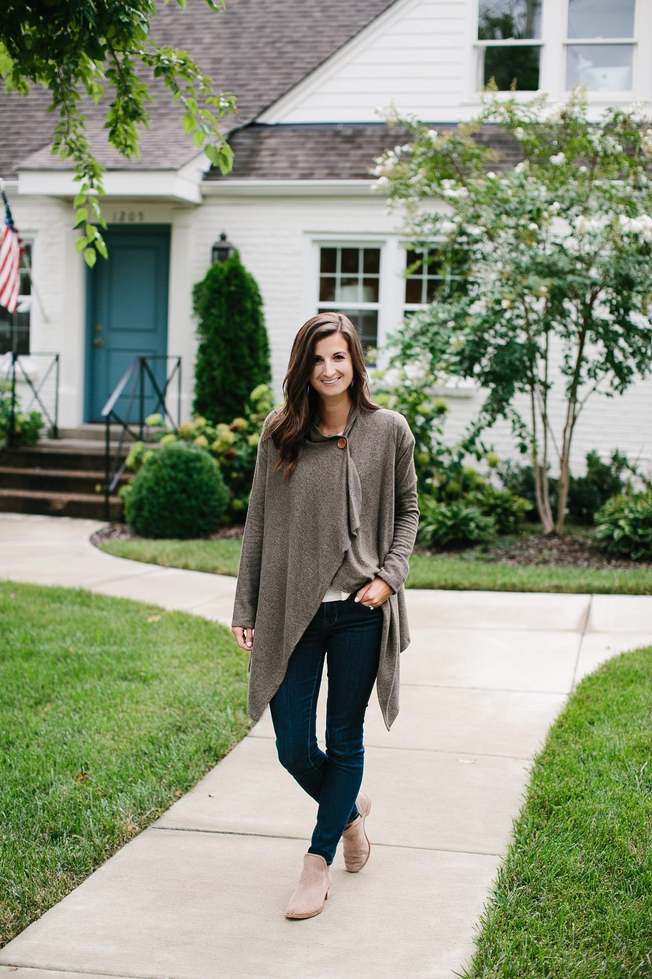 Photography by  Madi Flournoy Henderson || Top: Hadley Rae || Jeans:  Madewell