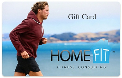 Share the gift of fitness! - Click the button below for options