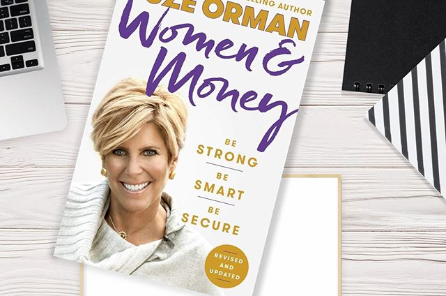 Women today spend countless hours juggling the demands of work and home...which typically leaves little time to focus on our finances. Well, ladies, NOW is the time to take the reins, hunker down, get smart, & take control of our financial health! And Step #1 is reading Suze Orman's Women and Money!  #galchitects #galchitectsbookclub #womenandmoney #womenandfinance #financialhealth #readmore #suzeorman #learnnewthings #bookclub #bookclubpick
