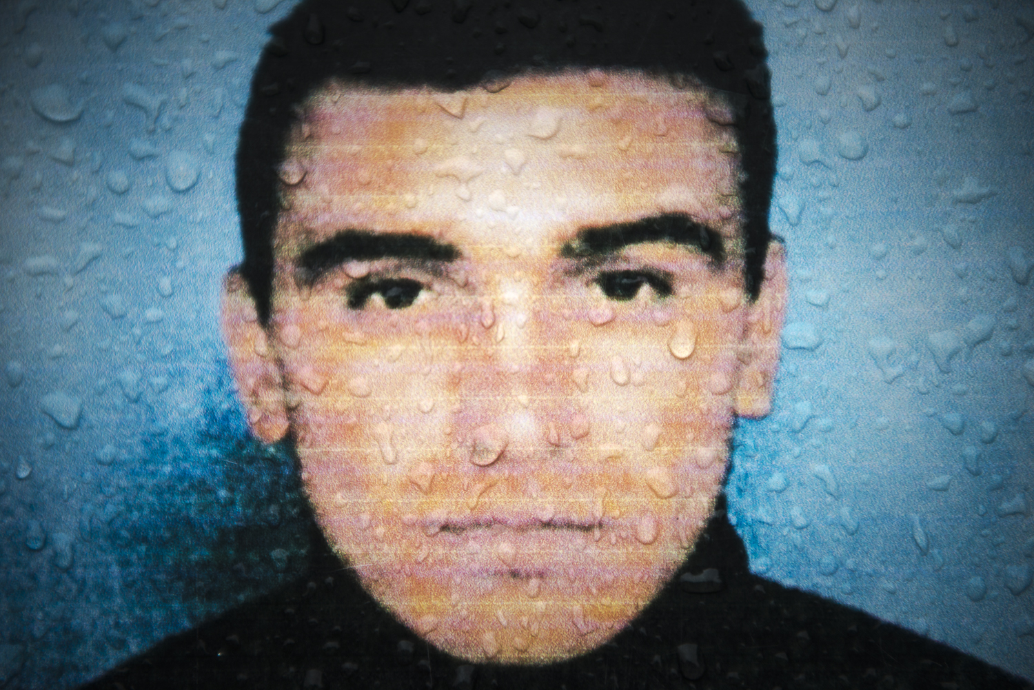 Francisco Rojas, missing.