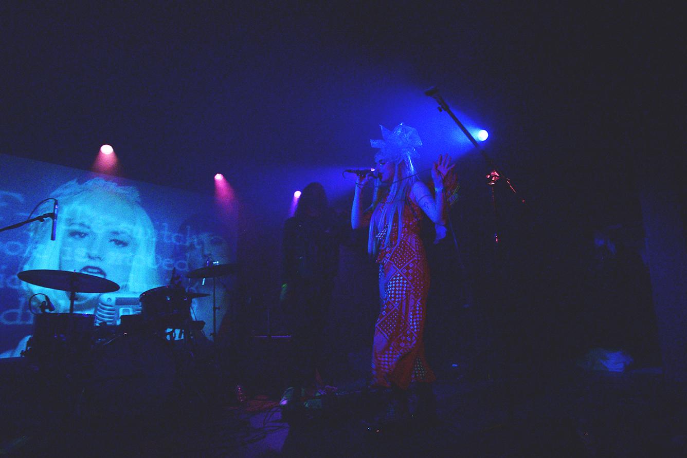 Emily Blue, Sleeping Village, 11/2018