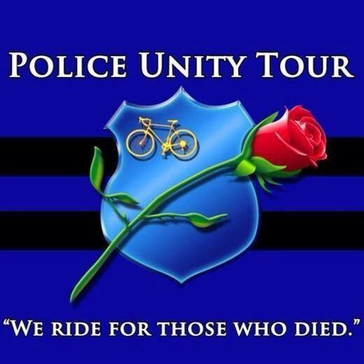 Benefiting the Police Unity Tour 2020