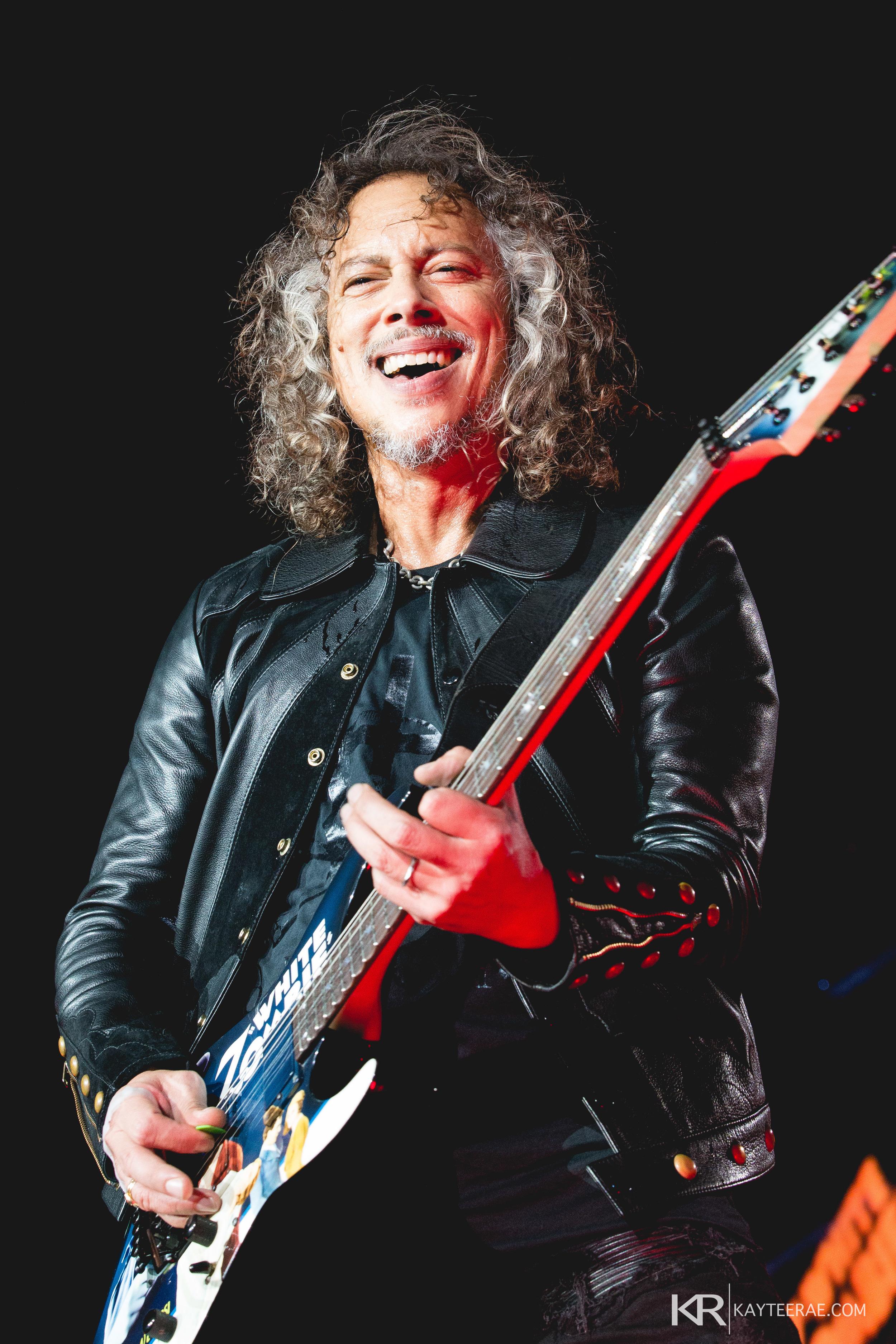 Kirk Hammett // Metallica