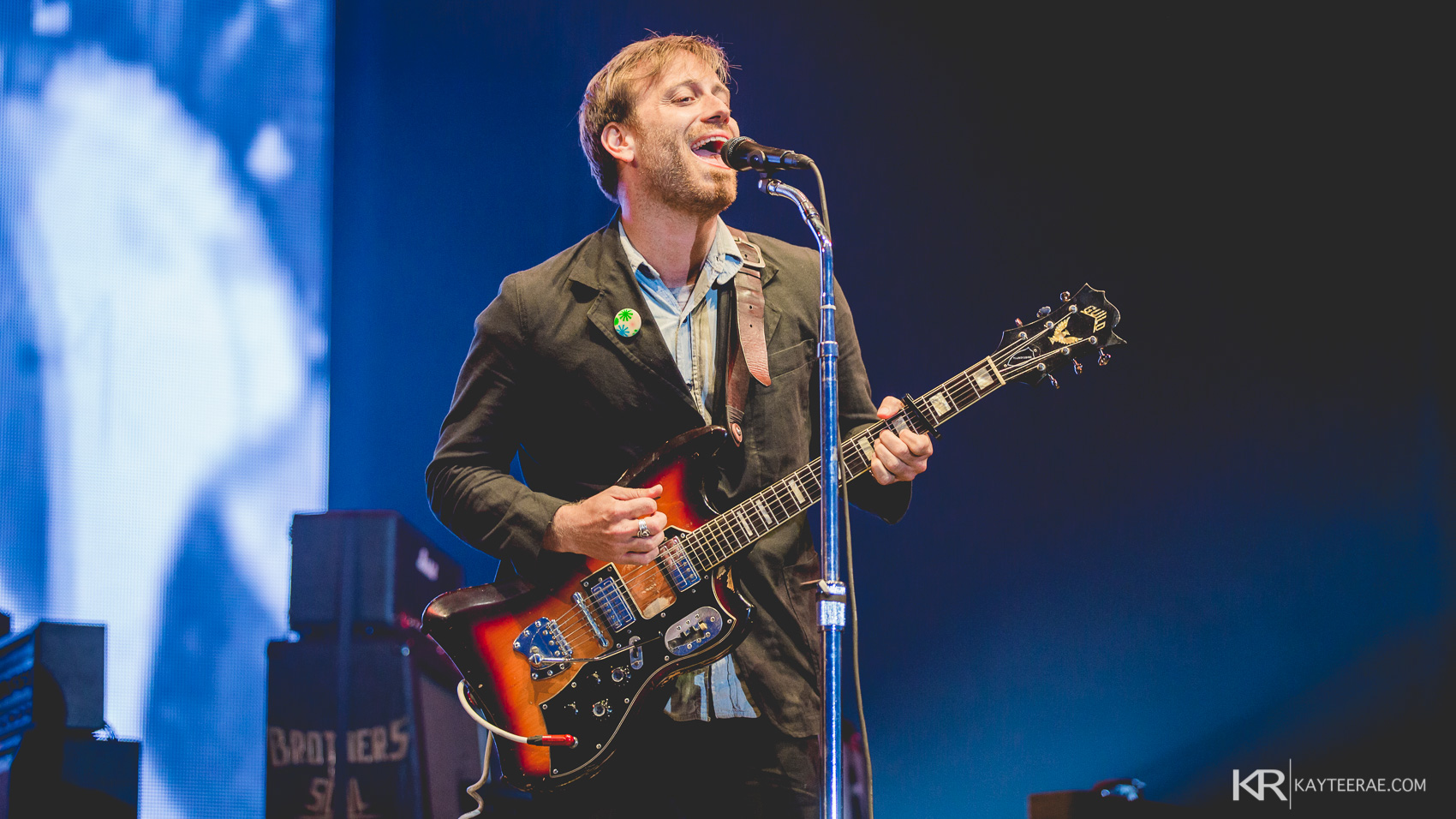 Dan Auerbach // The Black Keys