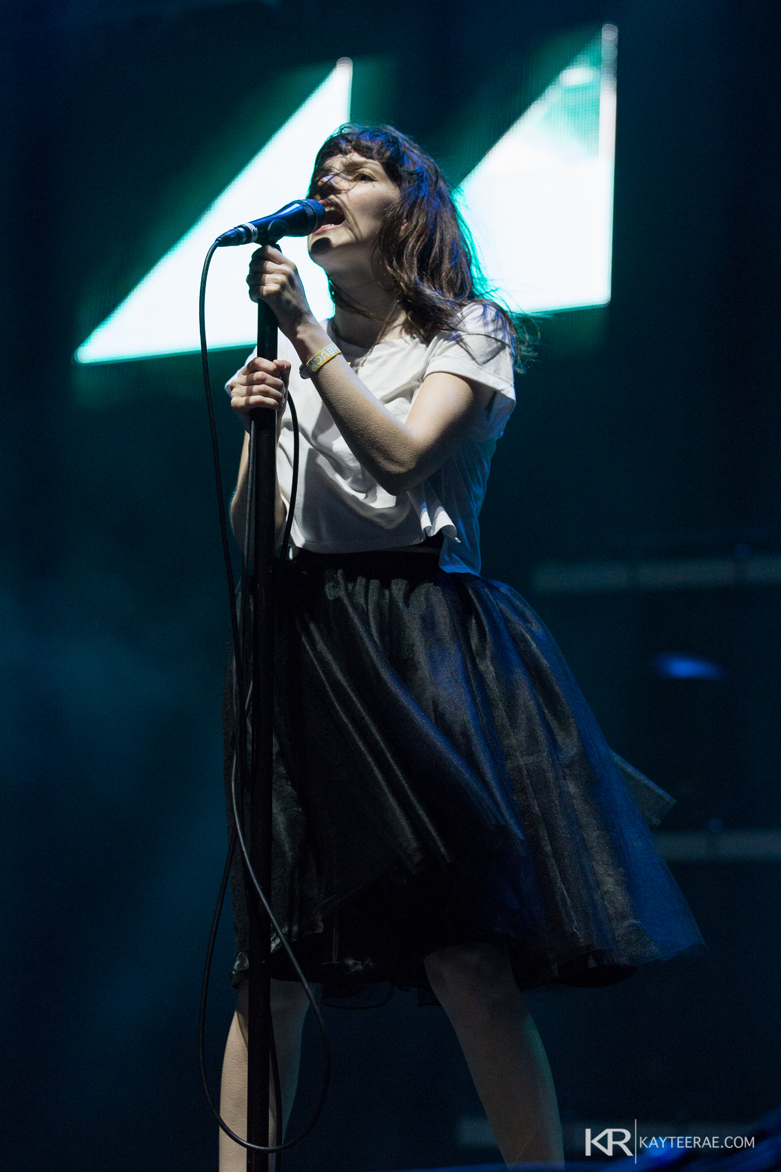 Lauren Mayberry // CHVRCHΞS