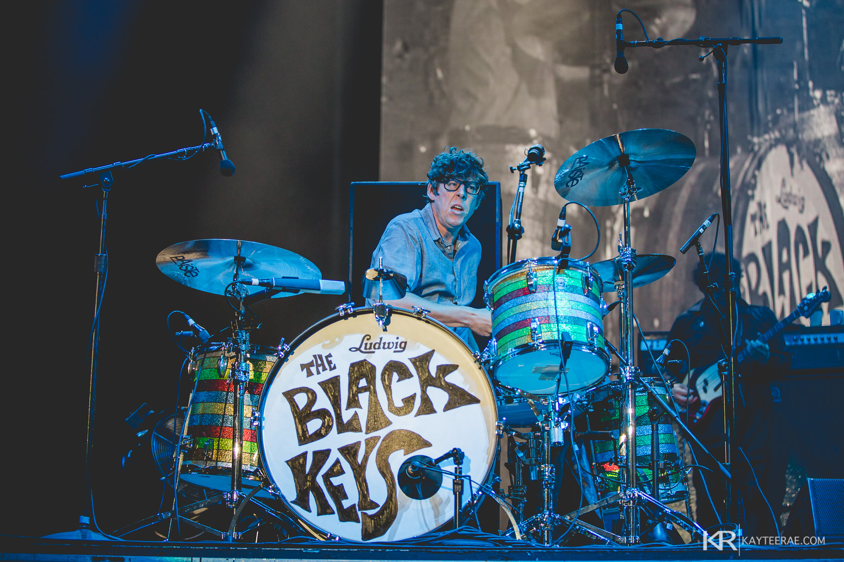 Patrick Carney // The Black Keys