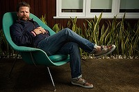 Tim Ross ('Rosso'). Image from The Age.