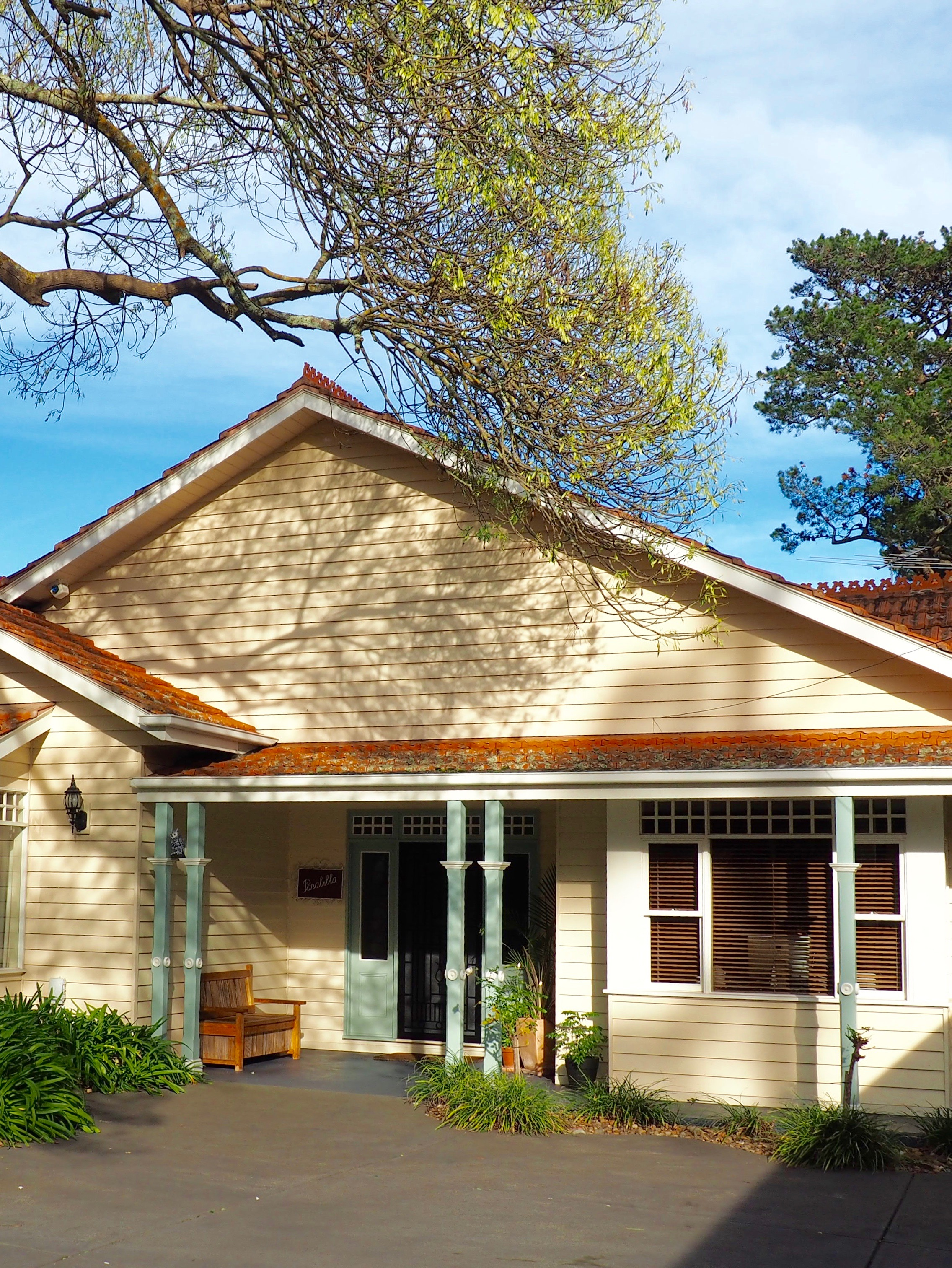 120 Humphries Road is home to Peninsula Endermologie and Cross Fit Mt Eliza