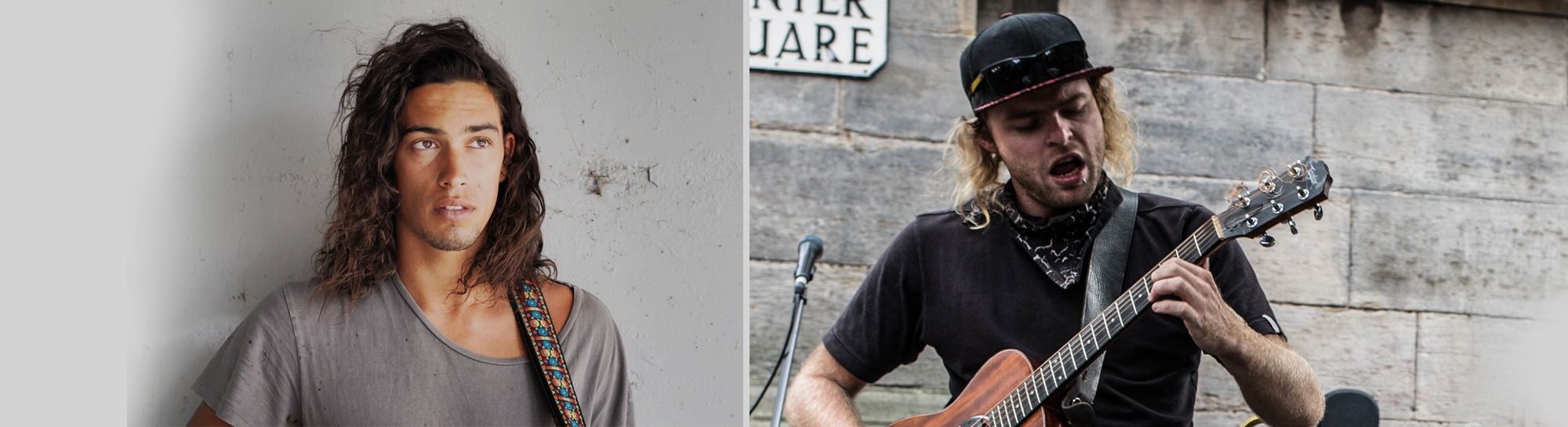 Josh Cashman //Reuben Stone : Headliners for 2017 along with loads of other talent.