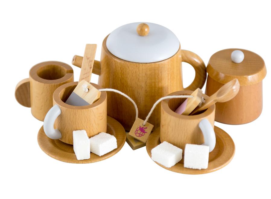Make Me Iconic - Toy Tea Set