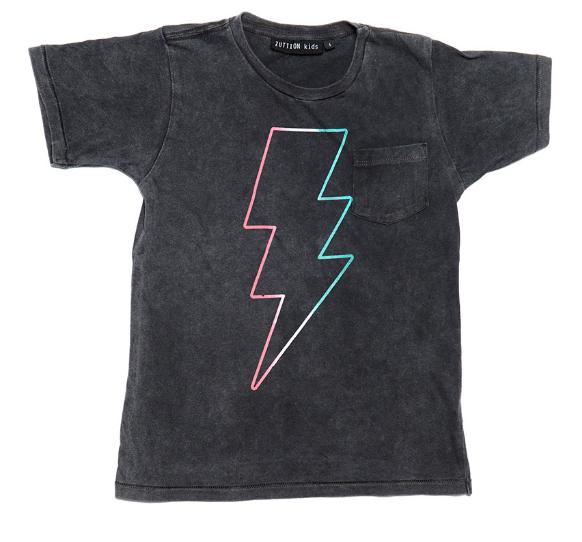 Zuitton Lightning Bolt T-Shirt