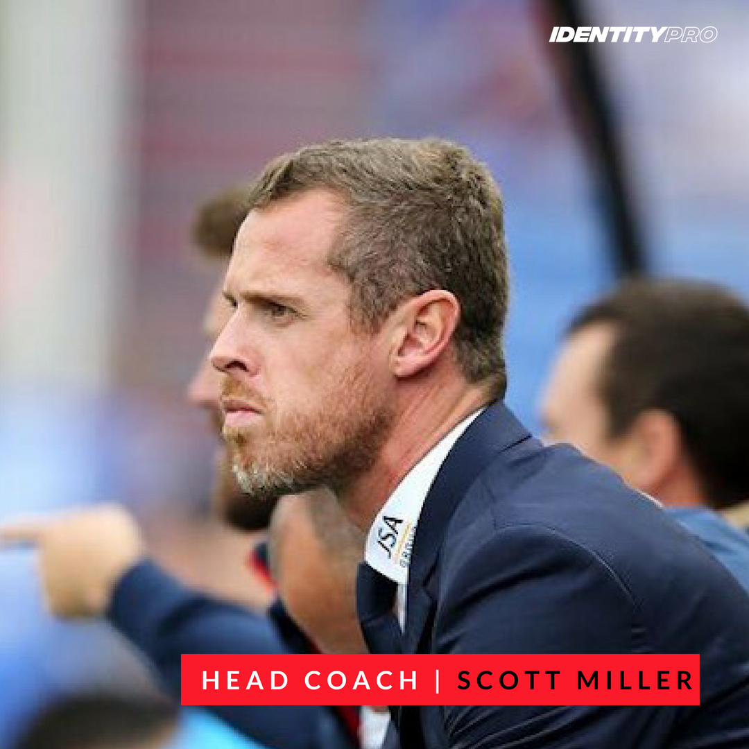 Scott Miller: Head Coach, Identity Pro Academy Mornington Peninsula.
