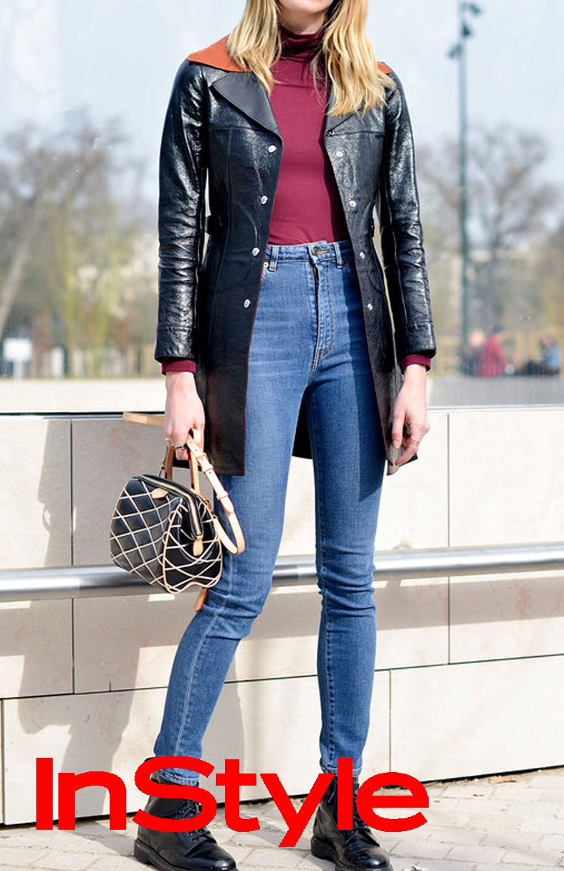 """How to Find Jeans If You're Tall, According to One 5' 9"""" Editor"""