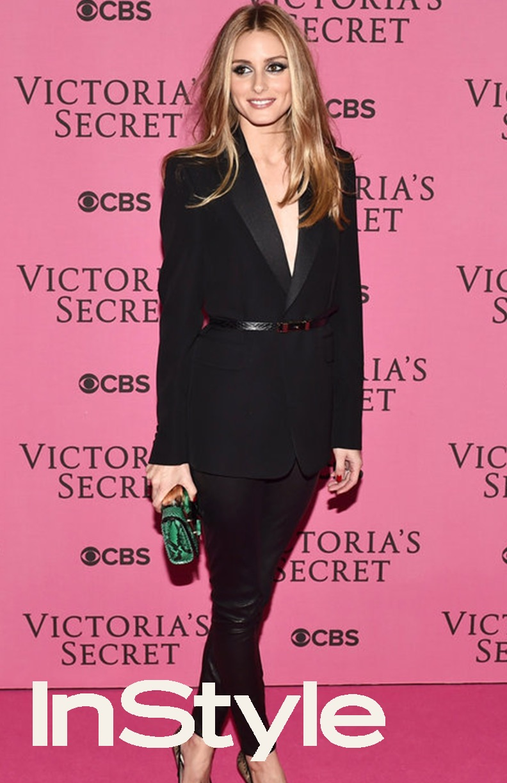 5 Ways to Wear a Belt Like Olivia Palermo