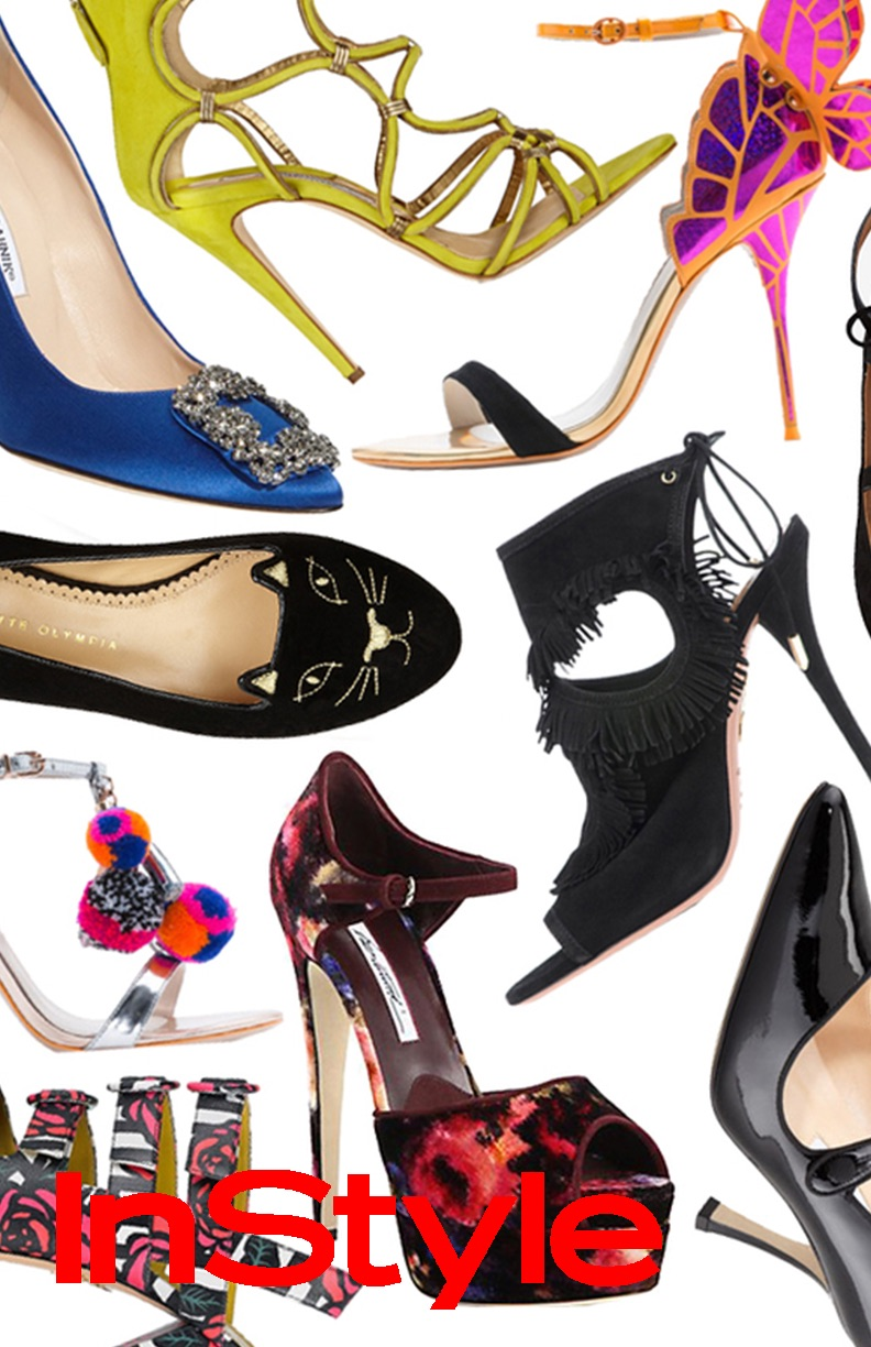From Manolo Blahnik to Brian Atwood: Meet 5 Designers Behind Your Favorite Shoe Brands