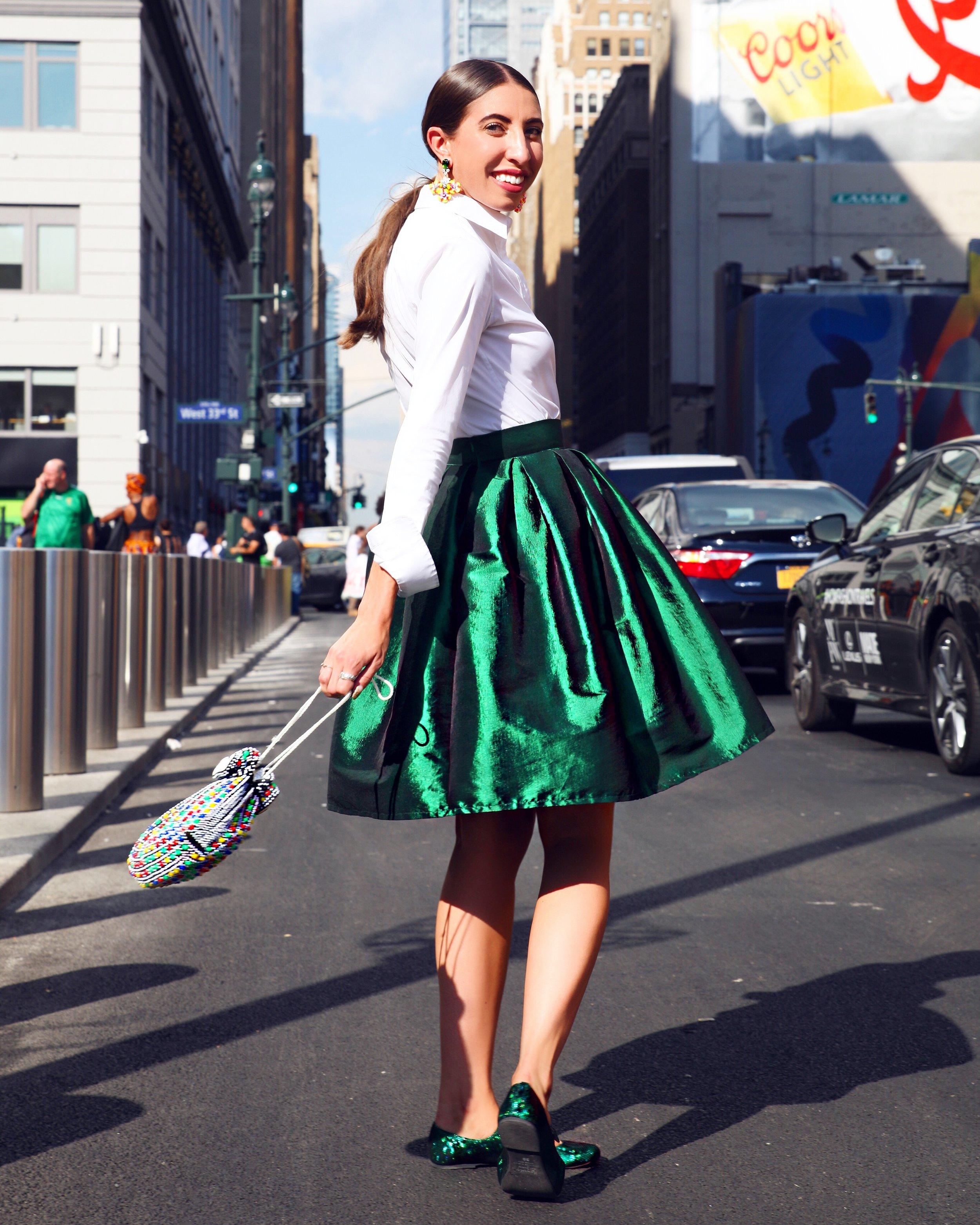 Photos Zach Chase via Runway Manhattan