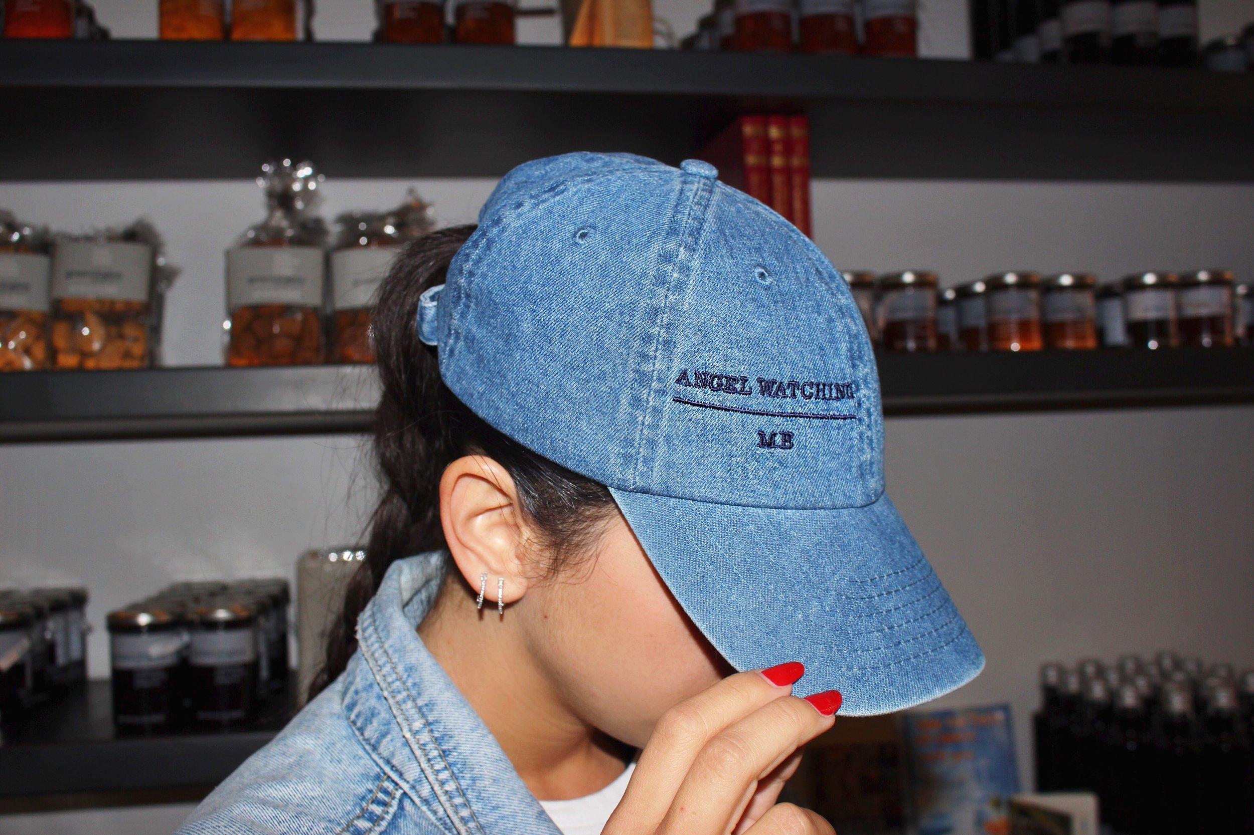 AWOM Club Denim Hat