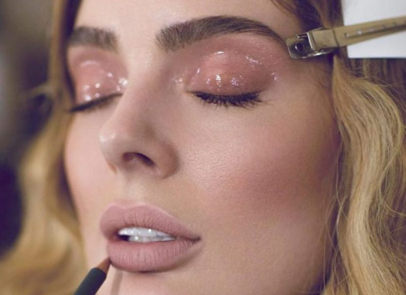 How to Achieve the Glossy Eye Look