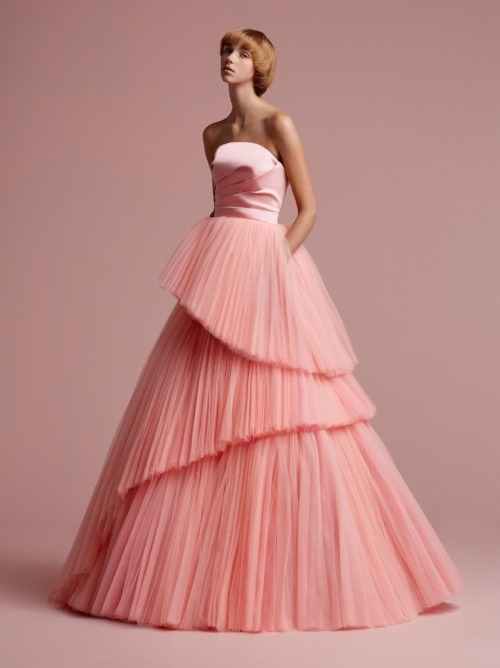 Viktor & Rolf, Cutting Edge Tulle Gown