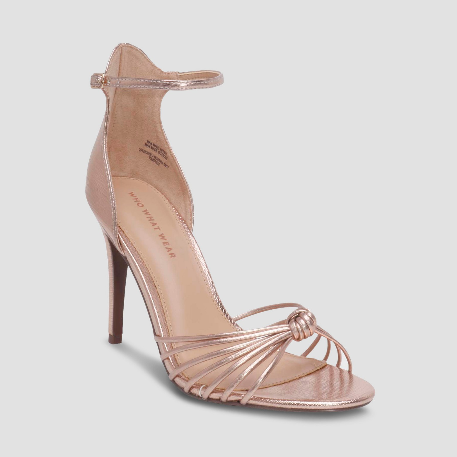 Who What Wear Collection Pump