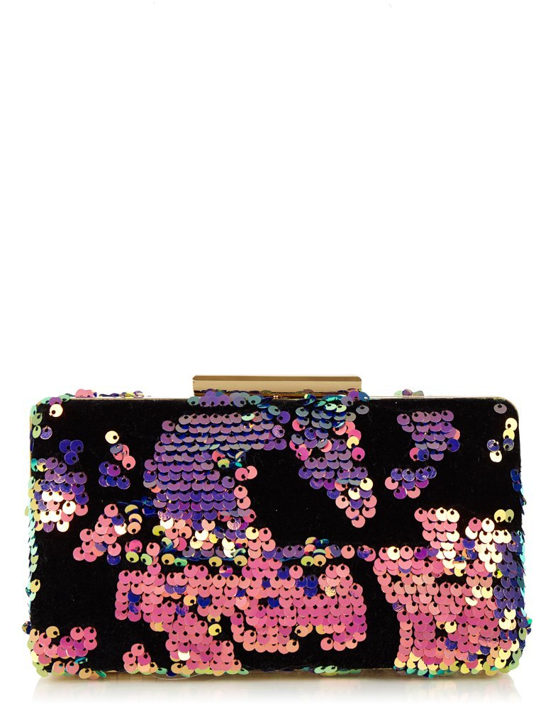 Skinny Dip London Luxe Clutch, $45