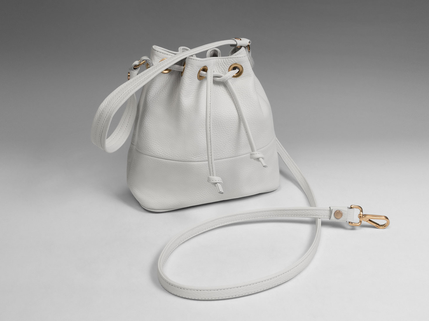 Laudi Vidni Bucket Bag, $425