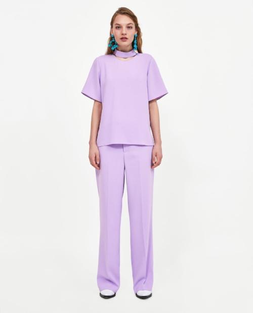 Zara Trousers, $69.90