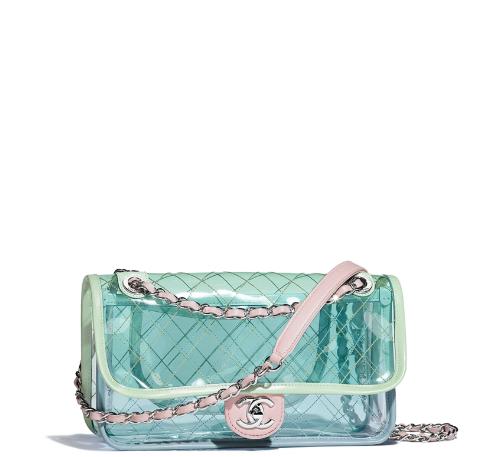 Chanel Flap Bag, $3,000
