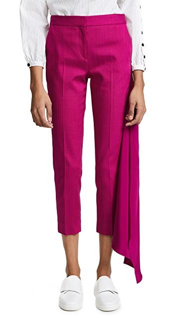 Hellessy Cigarette Pants, $890