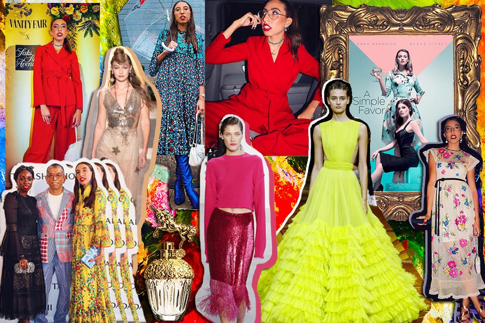 Caroline Vazzana Fashion Week Diary