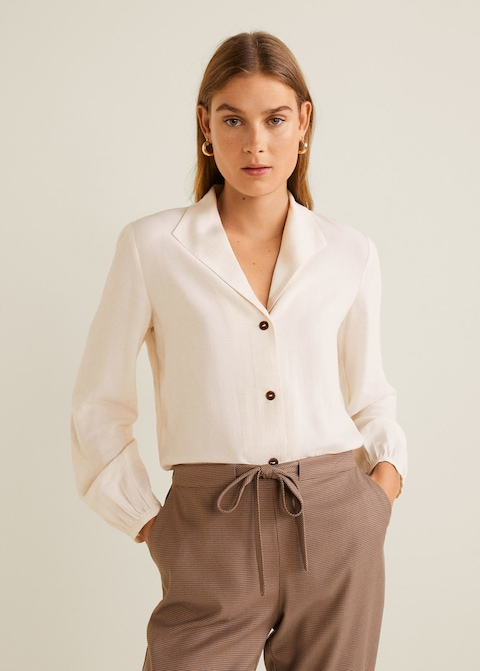 Camp-collar shirt, $59.99
